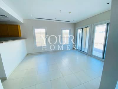 2 Bedroom Villa for Rent in Jumeirah Village Circle (JVC), Dubai - Mk | 2Bed +Maid no obstruction around