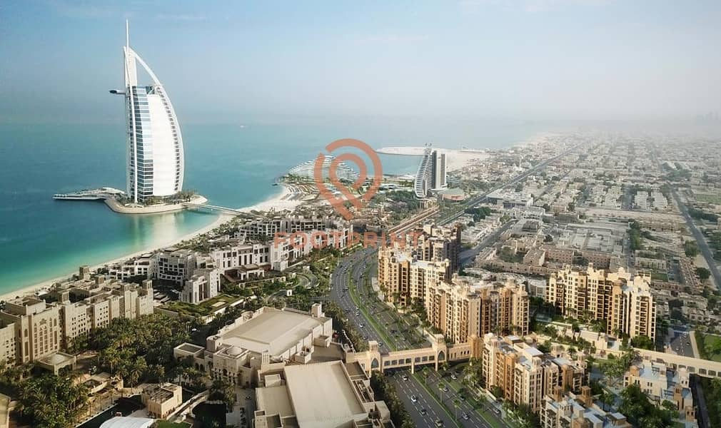 Only Free Hold Project In Jumeirah  | Courtyard Facing | Close to Beach