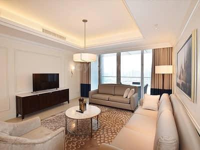 2 Bedroom Apartment for Sale in Downtown Dubai, Dubai - Luxury Fully Furnished w/ Burj Khalifa View