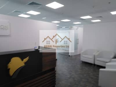 Office for Sale in Business Bay, Dubai - Furnished Office Space  | with High Quality Furniture