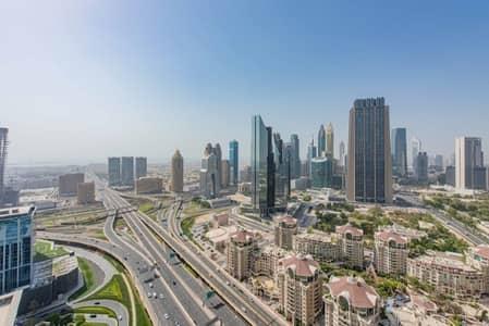 Sheikh Zayed Road | Fully Furnished | Balcony
