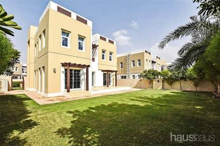فیلا 3 غرف نوم للايجار في مدن، دبي - Available September | Next to Park | Landscaped