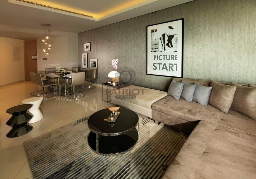 2 3 Beds | Premium Apartment | Fully Furnished