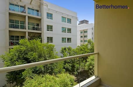 1 Bedroom Apartment for Rent in The Greens, Dubai - Well Maintained | Garden View | Available End July