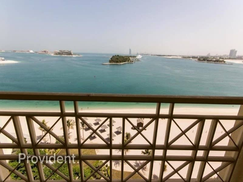 Vacant Penthouse | Full Sea Views | Largest Layout