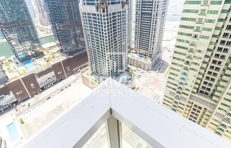 شقة 2 غرفة نوم للايجار في دبي مارينا، دبي - Spacious 2 Bedroom Apt with Chiller Free