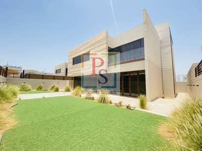 فیلا 5 غرف نوم للايجار في شارع السلام، أبوظبي - Live In Outstanding 5 BR Luxurious Villa with Huge Garden.