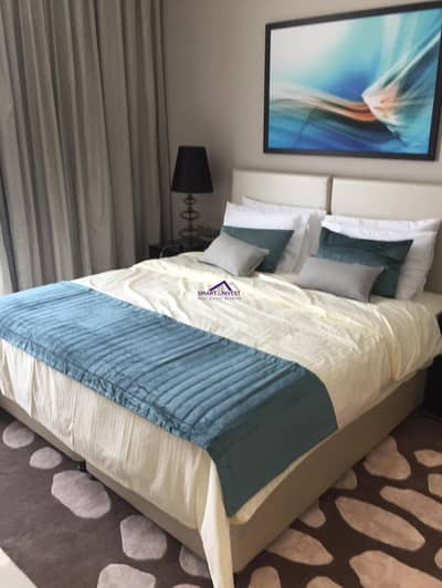 2 Bedroom Apartment for Sale in DAMAC Hills (Akoya by DAMAC), Dubai - Fully furnished 2BR Apt. for sale in Damac Hills, Golf Veduta  for AED 1.5M