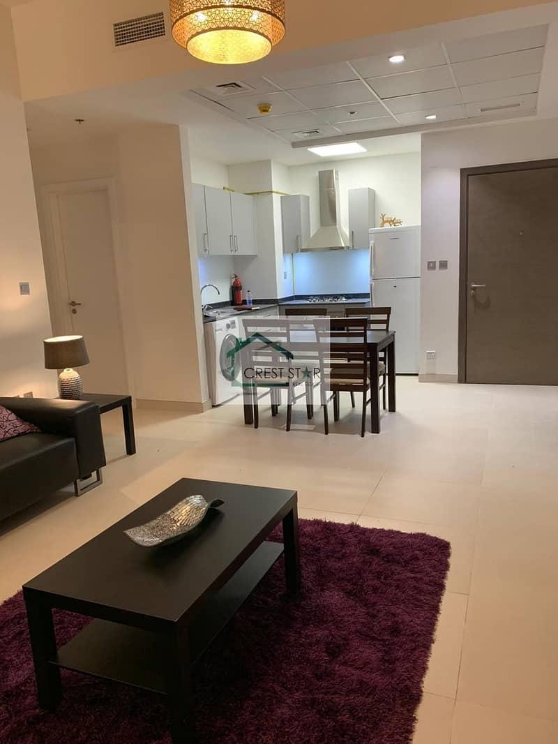 Fully Furnished Affordable 1 Bedroom in Jebel Ali