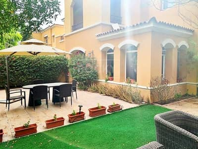 2 Bedroom Townhouse for Rent in Arabian Ranches, Dubai - 2 Bed plus Study | Opposite to Park | Palmera 3