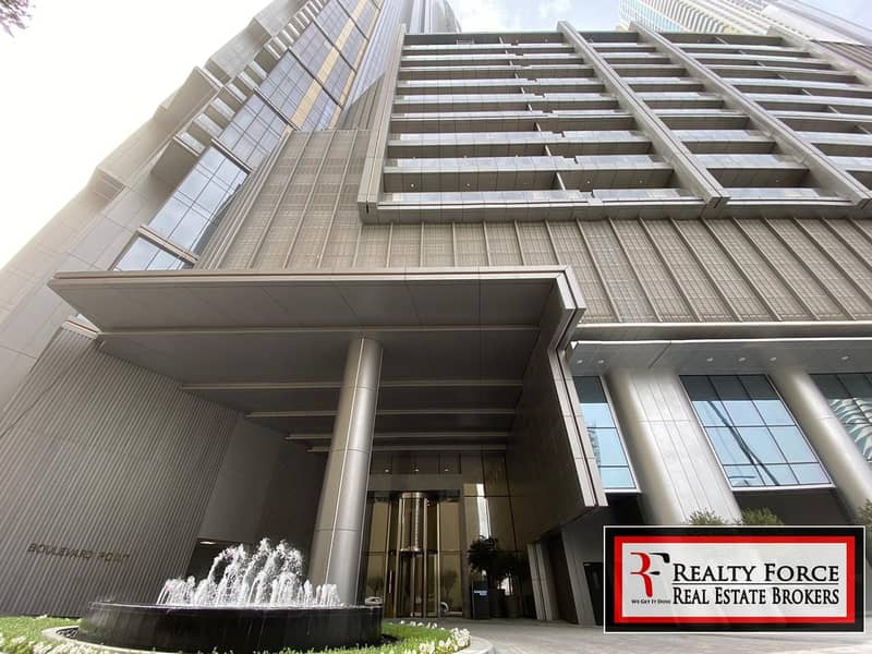 17 PARTIAL FOUNTAIN VIEW | BRAND NEW | HIGH FLOOR