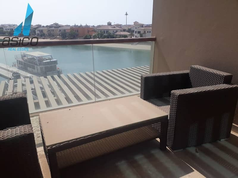Fully Furnished   Studio   With Sea View