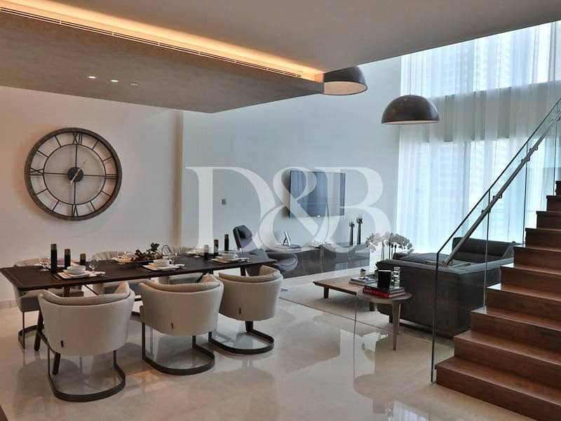 Duplex 4BR Penthouse | 70% Payment over 5 Years