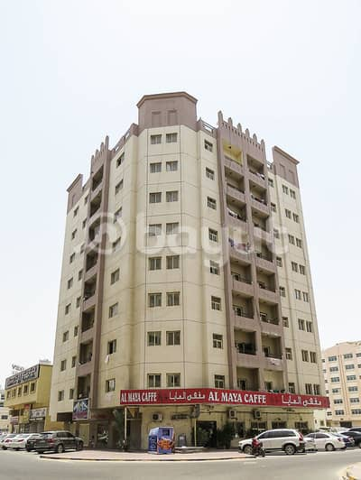 2 Bedroom Apartment for Rent in Al Nuaimiya, Ajman - 2 BHK | Large Rooms | Central A/C | NO COMMISSION