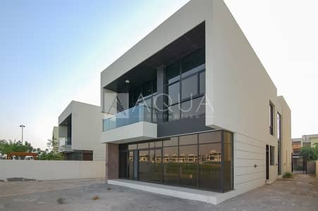 5 Bedroom Villa for Rent in DAMAC Hills (Akoya by DAMAC), Dubai - 5BR VD-1 Type Villa With Golf And Lake View