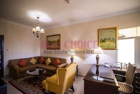2 Bedroom Hotel Apartment for Rent in Barsha Heights (Tecom), Dubai - Near To Metro|Fully Furnished 2BR Hotel Apartment