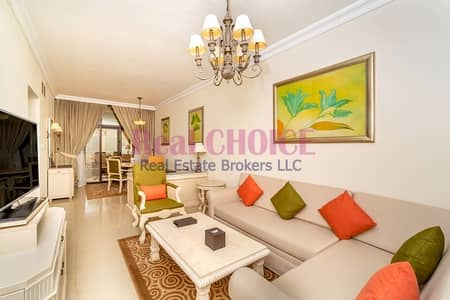 1 Bedroom Hotel Apartment for Rent in Barsha Heights (Tecom), Dubai - Fully Furnished 1BR Hotel Apartment|Near Metro