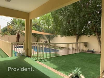 4 Bedroom Villa for Rent in The Meadows, Dubai - Private Pool | Upgraded Kitchen | Spacious Villa