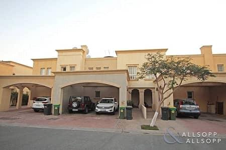 تاون هاوس 3 غرف نوم للايجار في الينابيع، دبي - Landscaped | Close to Pool and Lake | 3Bed
