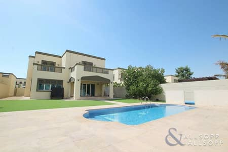 Four Bed | Private Pool | Quiet District