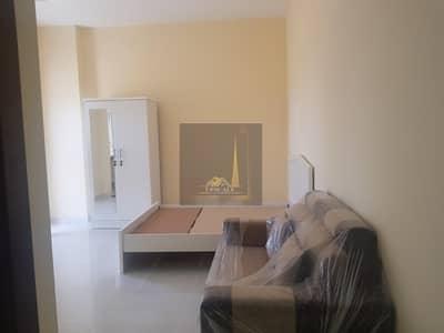 استوديو  للايجار في الورسان، دبي - Amazing offer!! Semi Furnished Studio available in Warsan