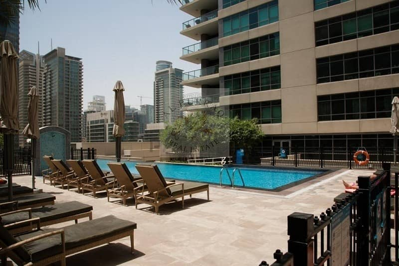 11 Fully Furnished /Sea View -High floor 2BHK