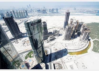 مکتب  للايجار في جزيرة الريم، أبوظبي - Elegant Office Space with Skyline Views In Reem Island