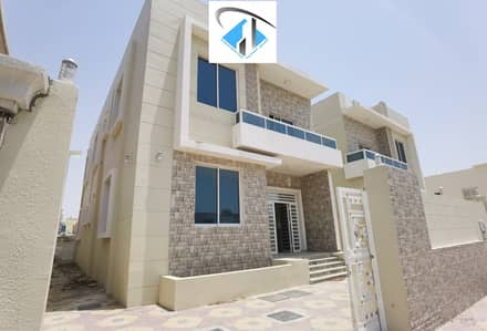 5 Bedroom Villa for Sale in Al Mowaihat, Ajman - chance !New Villa with big area In al mowihat  Freehold For All Nationalities