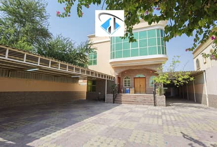 5 Bedroom Villa for Sale in Al Mowaihat, Ajman - Excellent Villa with elec. and water in very good location opposite ajman academy.