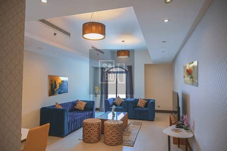 شقة فندقية 2 غرفة نوم للايجار في جميرا، دبي - Markdown Rate |  All Bills Inclusive | Fully Furnished