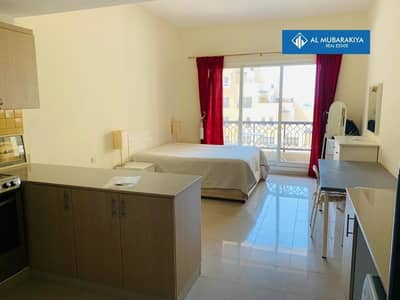 Studio for Rent in Al Marjan Island, Ras Al Khaimah - Well Maintained Furnished Studio Marjan