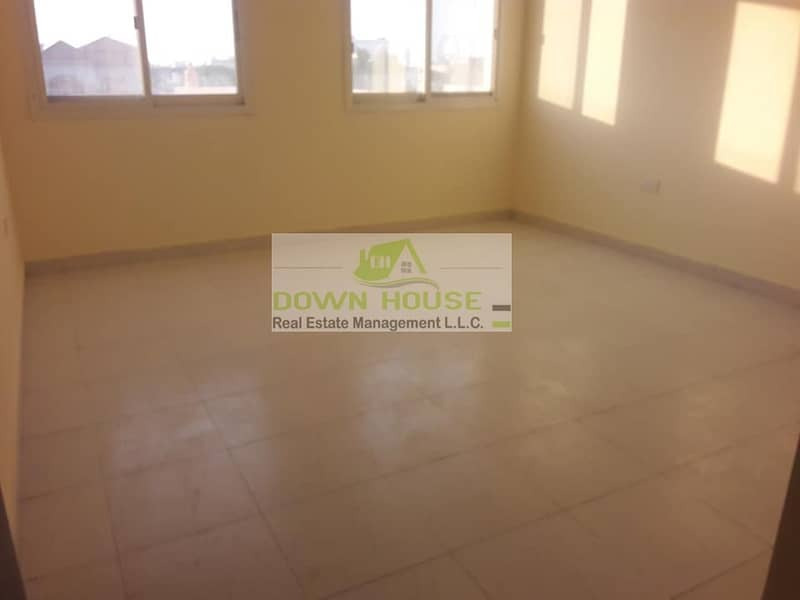 New 1 Bedroom Hall with Balcony for Rent in Khalifa A