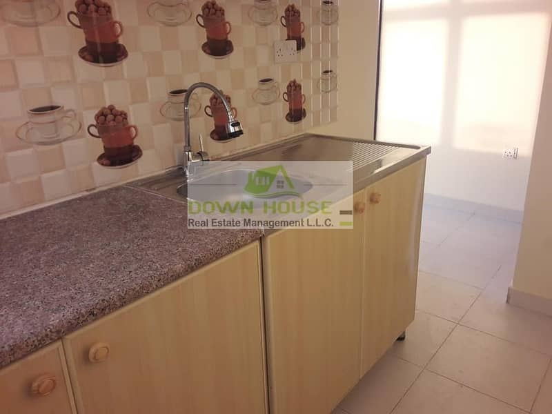 17 New 1 Bedroom Hall with Balcony for Rent in Khalifa A