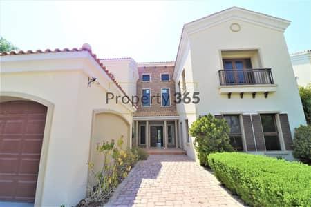 4 Bedroom Villa for Sale in Jumeirah Golf Estate, Dubai - Stunning 4BR Villa in Murcia with Golf Course View
