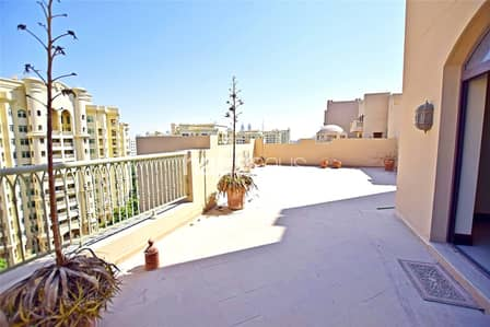 3 Bedroom Penthouse for Rent in Palm Jumeirah, Dubai - Duplex Penthouse | Roof Top Garden | View Any Time