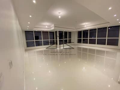 فلیٹ 2 غرفة نوم للايجار في شارع المطار، أبوظبي - شقة في برج إمي ستايت الجديد شارع المطار 2 غرف 110000 درهم - 4668529