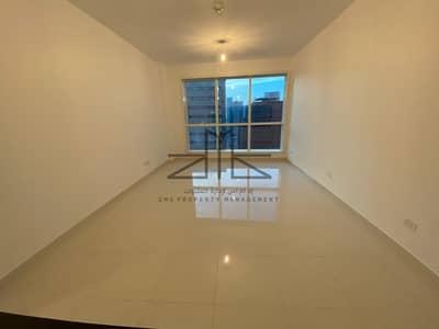 فلیٹ 1 غرفة نوم للايجار في شارع المطار، أبوظبي - شقة في برج إمي ستايت الجديد شارع المطار 1 غرف 75000 درهم - 4668535