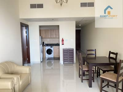 Well maintained Fully Furnished One Bedroom Flat
