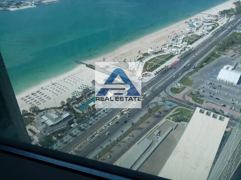 2 No Commission Fees   Modern 2BR Flat -  Sea View