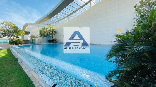 2 Bedroom Apartment for Rent in Al Khalidiyah, Abu Dhabi - Two Master bedroom with maid and facilities in Khalidia
