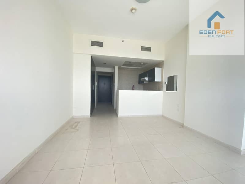 GOLF VIEW UNFURNISHED STUDIO IN SPORTS CITY