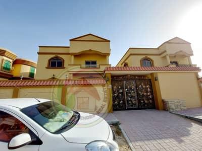 5 Bedroom Villa for Sale in Al Mowaihat, Ajman - Villa for sale in the new emirate of Ajman, the first inhabitant of a very elegant finishing
