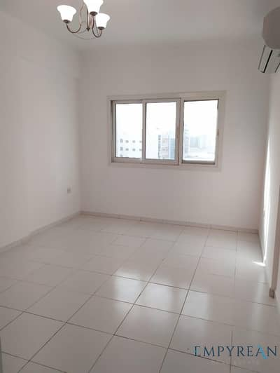 BIG STUDIO WITH BALCONY NEAR TO BUS STOP NEAR TO DXB AIRPORT ONLY FOR 25K