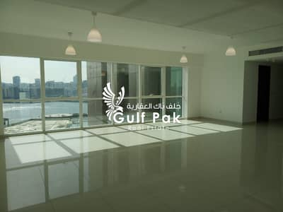 3 Bedroom Flat for Rent in Al Reem Island, Abu Dhabi - Spectacular view 3BHK with modern finishing In MAG-5