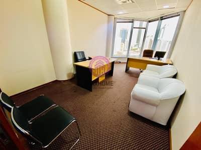 Office for Rent in Al Khalidiyah, Abu Dhabi - Captivating Urban Address For Your Business Setup