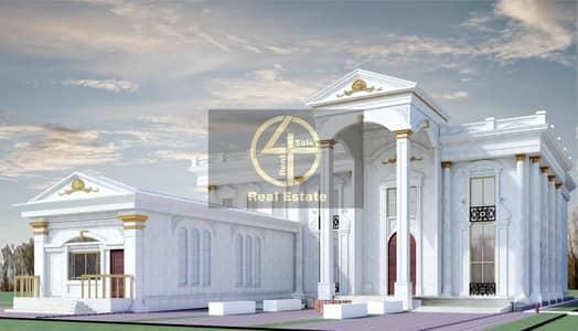 10 Bedroom Villa for Sale in Shakhbout City (Khalifa City B), Abu Dhabi - #Zero Transfer Fees!Luxurious Incredible 2 Villa/ Elegant Design