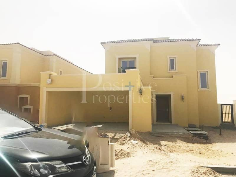 2 4 Bedroom | Corner Plot | Garden View | Amaranta