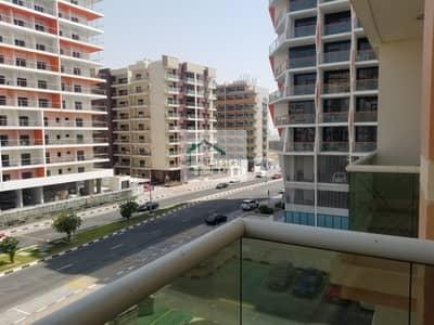 استوديو  للايجار في واحة دبي للسيليكون، دبي - Affordable Unfurnished Studio in Silicon Oasis