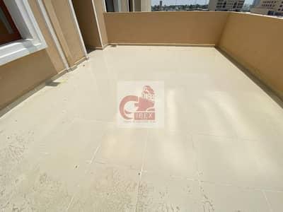 1 Bedroom Flat for Rent in Bur Dubai, Dubai - Metro Front Massive Size 1BR with Terrace All Amenities