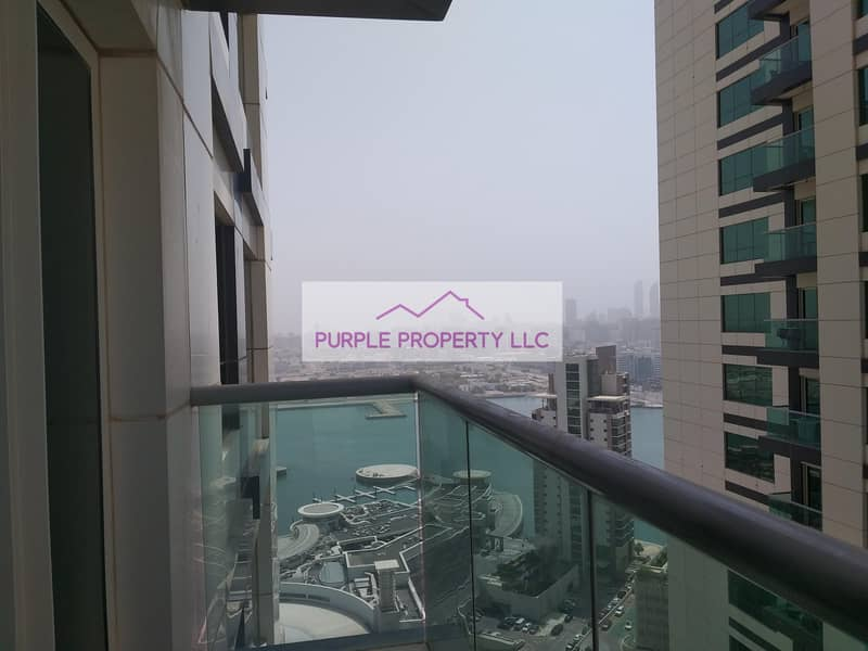 16 Spacious 1bedroom apartment available for rent in Marina square just 58k